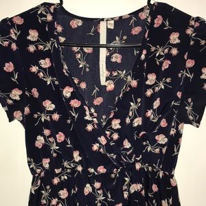 Urban Outfitters Dresses - Floral refound mini dress